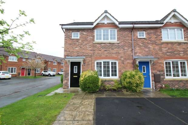 3 Bedrooms Terraced House for sale in Sandwell Avenue, Thornton-Cleveleys, FY5