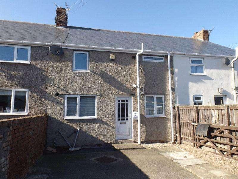 3 Bedrooms Terraced House for sale in Liddell Terrace, Widdrington