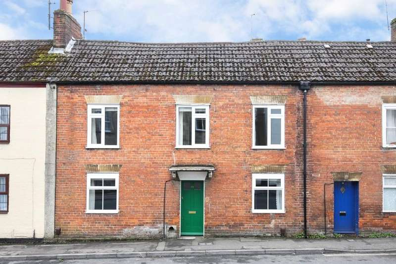 4 Bedrooms Terraced House for sale in Vicarage Street, Warminster