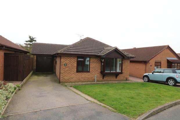 3 Bedrooms Bungalow for sale in Galsworthy Crescent, Melton Mowbray, LE13