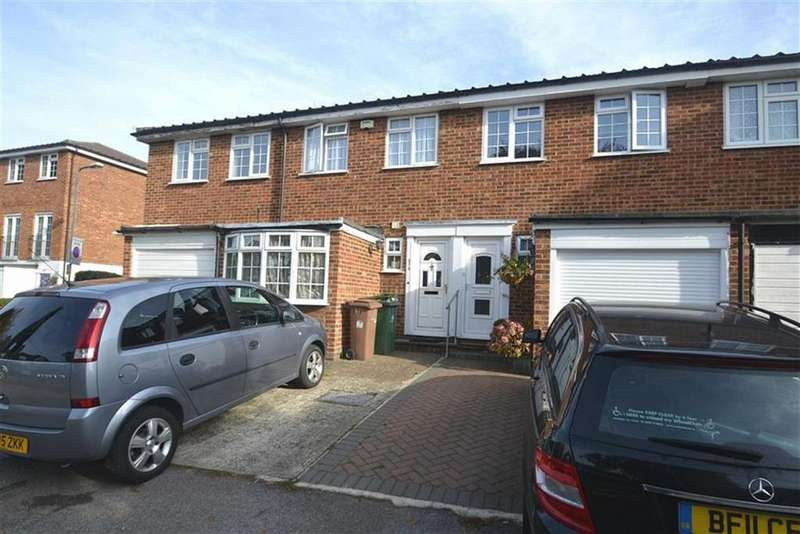 3 Bedrooms Terraced House for sale in Langley Park Road, Sutton