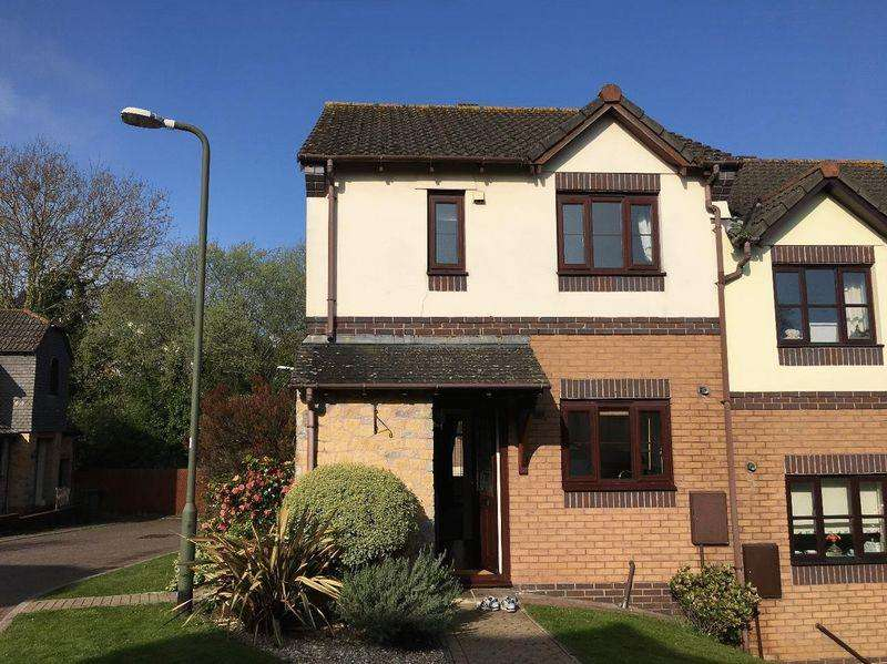 3 Bedrooms Semi Detached House for sale in CRYSTAL CLOSE GOODRINGTON