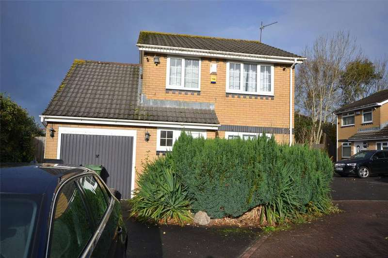 3 Bedrooms Detached House for sale in Bessborough Drive, Carlton Gardens, Grangetown, Cardiff, CF11