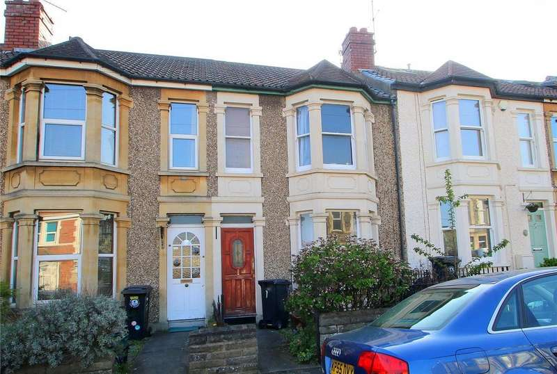 3 Bedrooms Terraced House for sale in Almorah Road, Victoria Park, Bristol, BS3