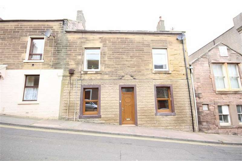 2 Bedrooms Apartment Flat for sale in Home Street, Eyemouth, Berwickshire, TD14