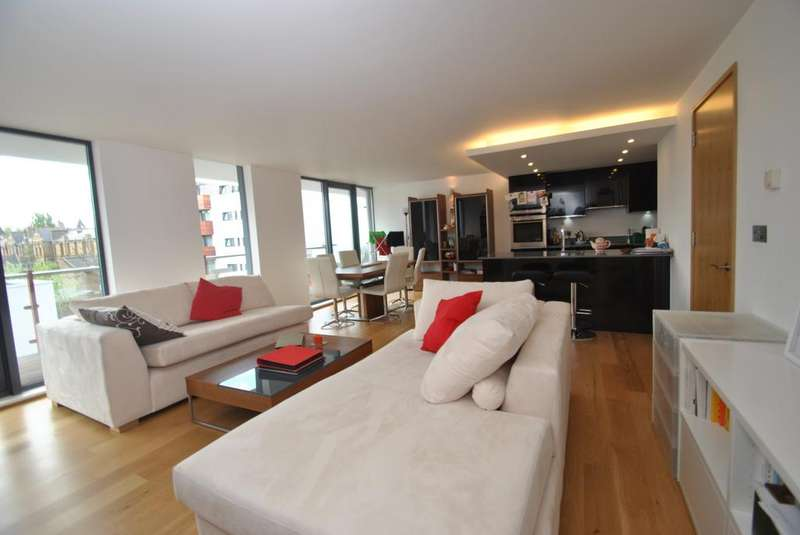 2 Bedrooms Flat for sale in Ink Building, Barlby Road, Notting Hill