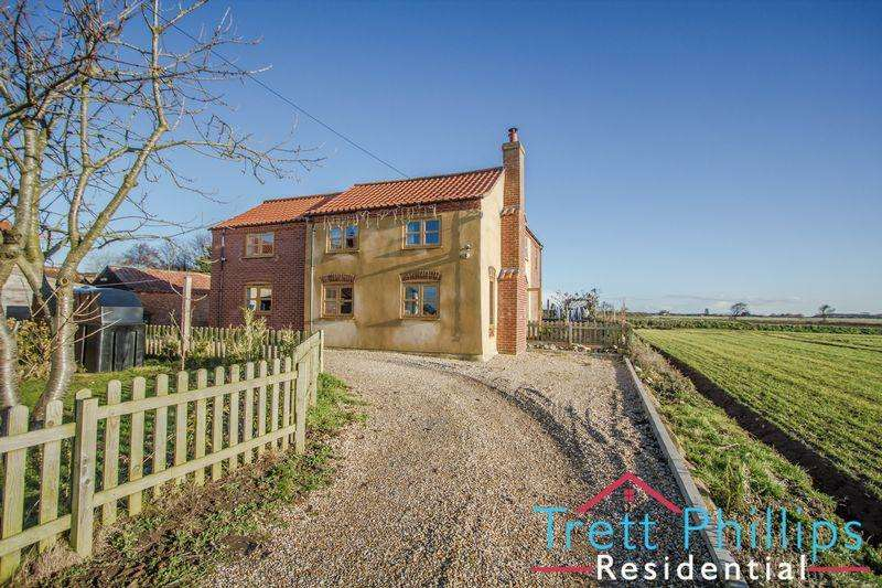 5 Bedrooms Detached House for sale in Church Road, Sea Palling