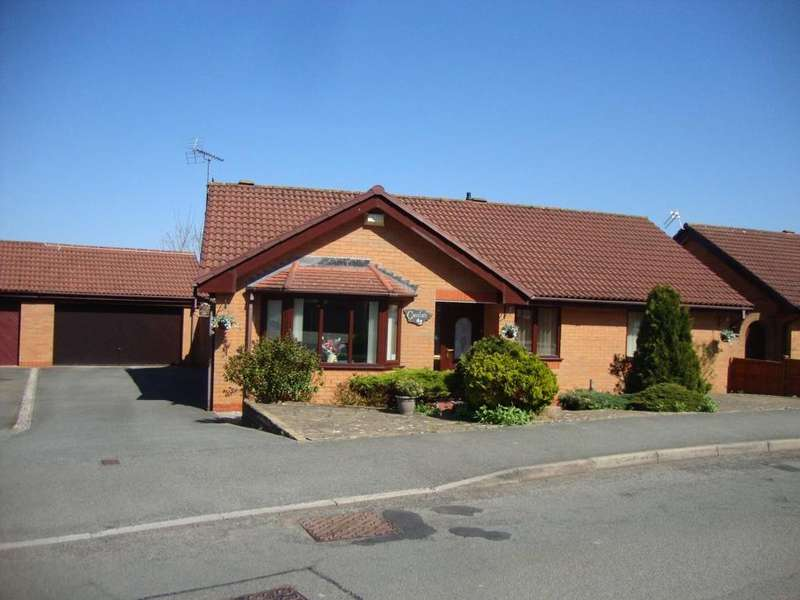 3 Bedrooms Detached Bungalow for sale in Ffordd Tan'r Allt, Abergele