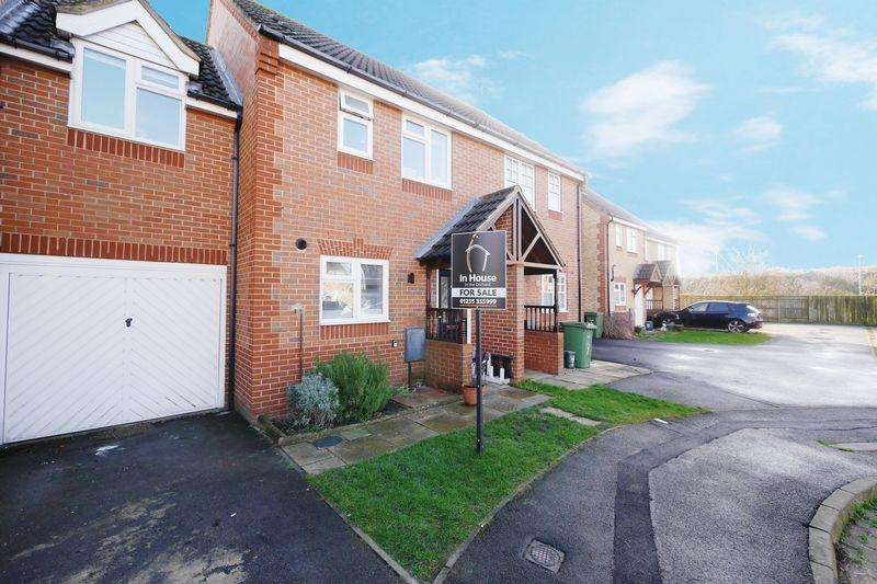 3 Bedrooms Terraced House for sale in Exe Close, Didcot