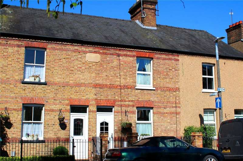 2 Bedrooms House for sale in Stamford Road, Nascot Village, Watford, Hertfordshire, WD17