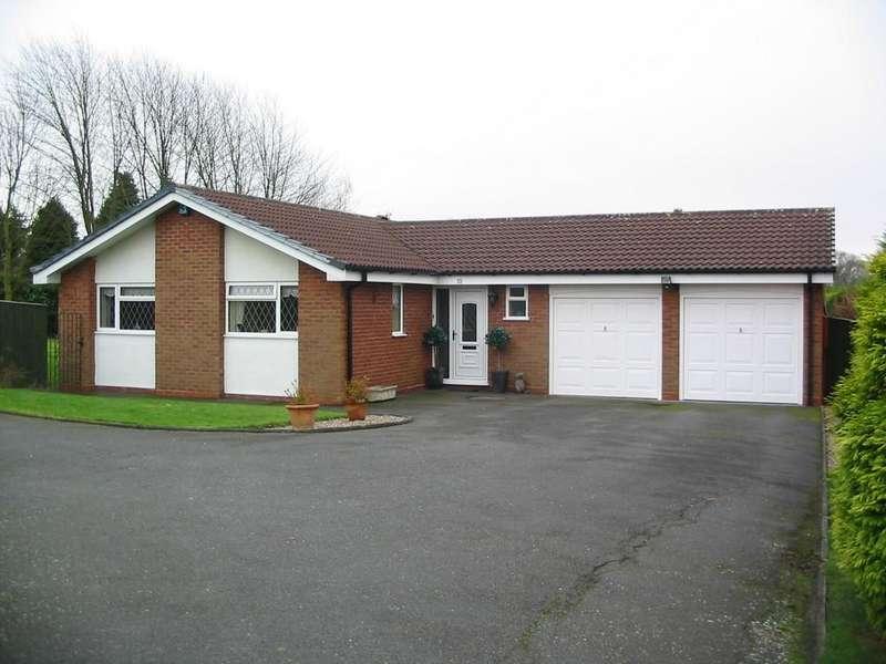 3 Bedrooms Detached Bungalow for rent in Arundel, Dosthill, B77 1JG