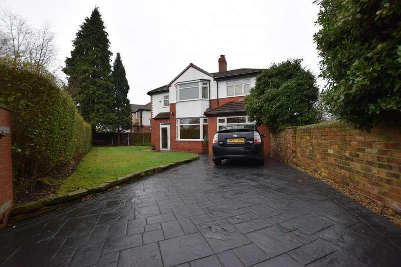 4 Bedrooms Detached House for rent in Dene Road, Didsbury, Didsbury