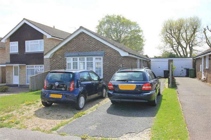 2 Bedrooms Detached Bungalow for sale in Collington Park Crescent, BEXHILL-ON-SEA, East Sussex