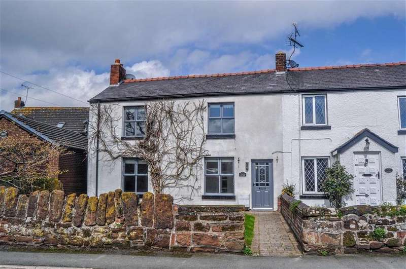 4 Bedrooms Cottage House for sale in Smithfield Green, Holt, Wrexham, Holt