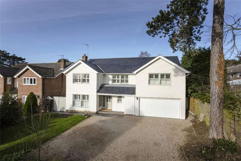 5 Bedrooms Detached House for sale in Thorn Grove, BISHOP'S STORTFORD, Hertfordshire