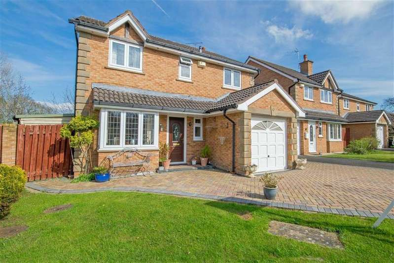 4 Bedrooms Detached House for sale in Abbottsford Drive, Penyffordd, Chester, Flintshire