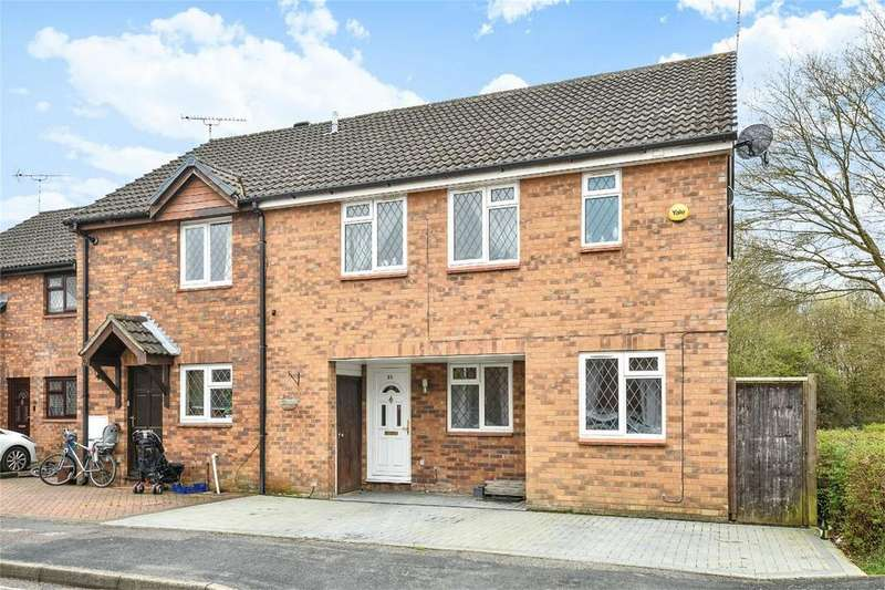 3 Bedrooms Detached House for rent in Conway Close, Chandler's Ford, Hampshire