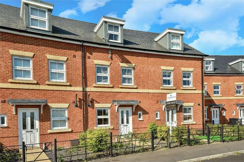 3 Bedrooms Detached House for sale in George Raymond Road, Eastleigh, Hampshire