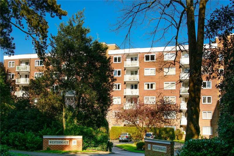 2 Bedrooms Flat for sale in The Avenue, Branksome Park, Poole, Dorset, BH13
