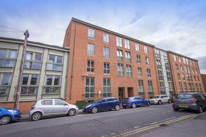 2 Bedrooms Apartment Flat for sale in Brook Street, Derby