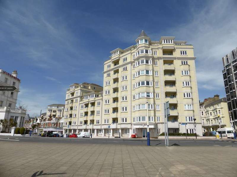 2 Bedrooms Apartment Flat for sale in Grand Parade, Eastbourne, BN21