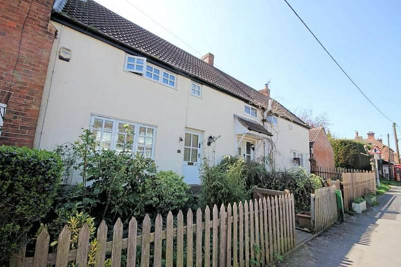 2 Bedrooms Cottage House for sale in Main Street, Long Whatton