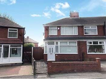 3 Bedrooms Semi Detached House for sale in Argyle Road, Chadderton