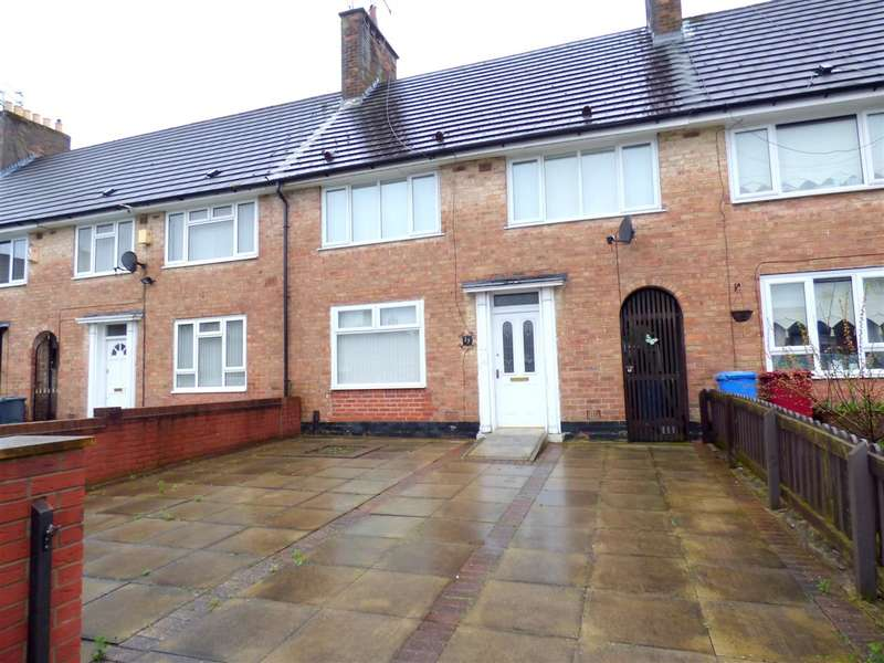 3 Bedrooms Terraced House for sale in Cromford Road, Huyton, Liverpool