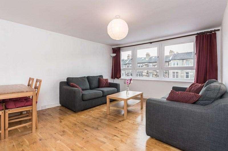 1 Bedroom Property for sale in 334 2F Leith Walk, Edinburgh, EH6 5BR