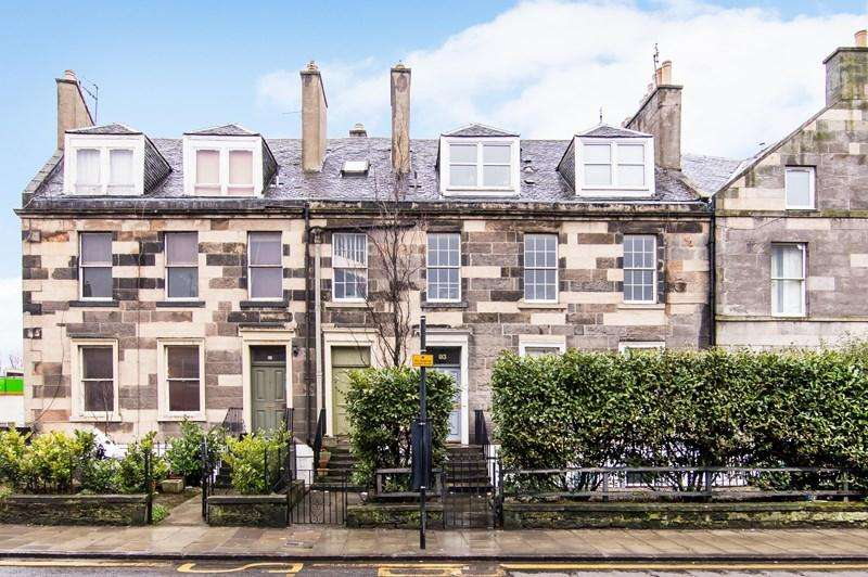 2 Bedrooms Property for sale in 93a Ferry Road, Leith, Edinburgh, EH6 4AQ