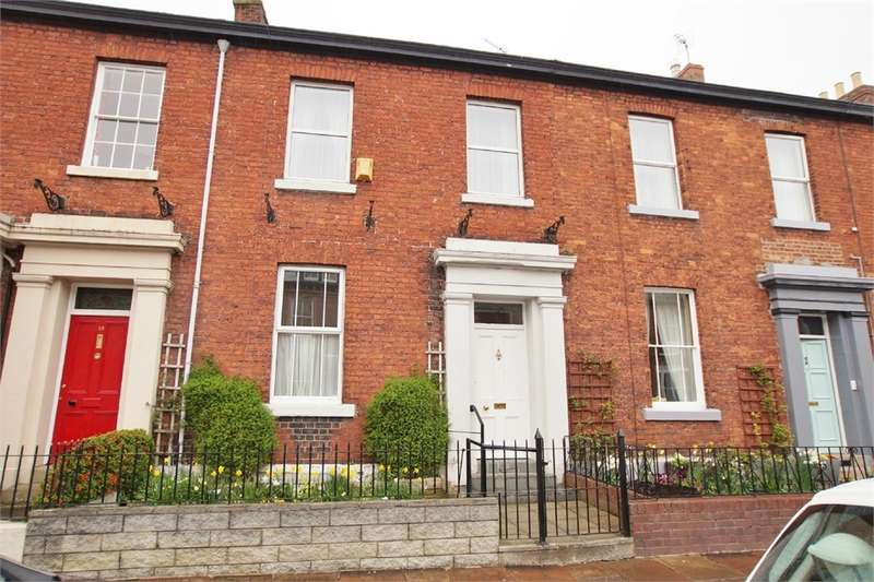 3 Bedrooms Terraced House for sale in CA1 1HQ Chiswick Street, Carlisle, Cumbria