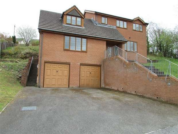 5 Bedrooms Detached House for sale in Jays Field, NEATH, West Glamorgan