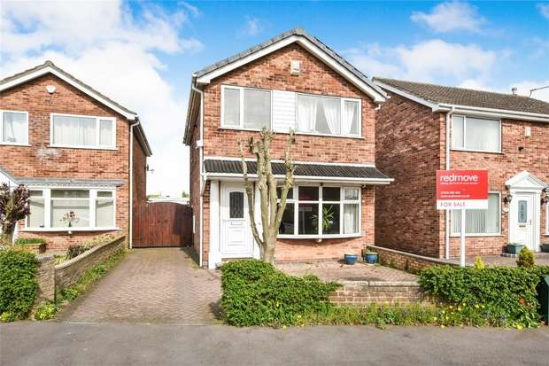 3 Bedrooms Detached House for sale in Bilsdale Close, Rawcliffe, YORK