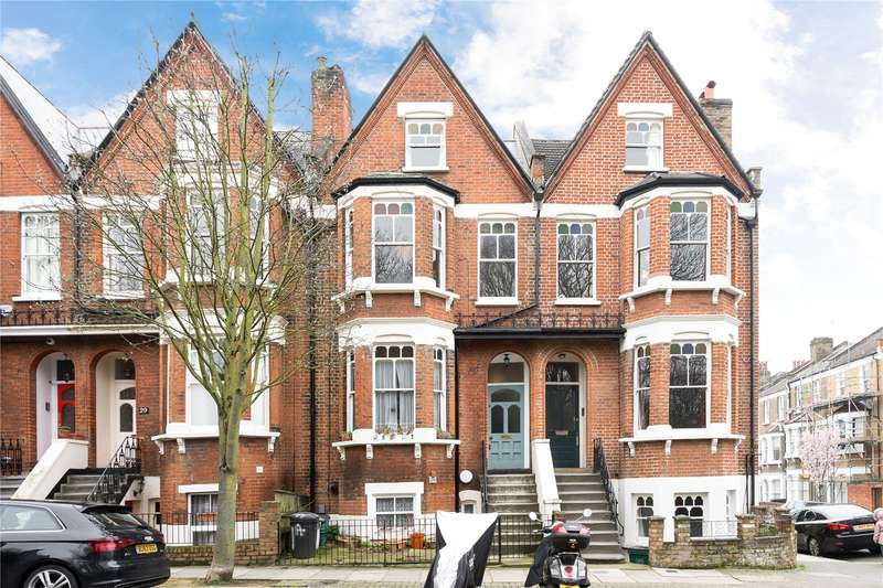 2 Bedrooms Flat for sale in Arvon Road, London, N5