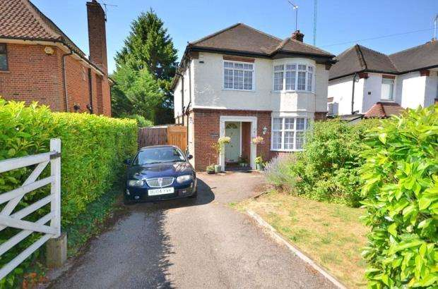 3 Bedrooms Detached House for sale in Upton Park, Slough