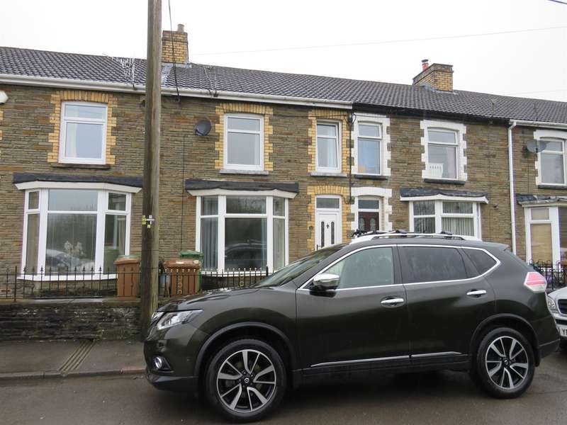 3 Bedrooms Terraced House for sale in Brynavon Terrace, Hengoed