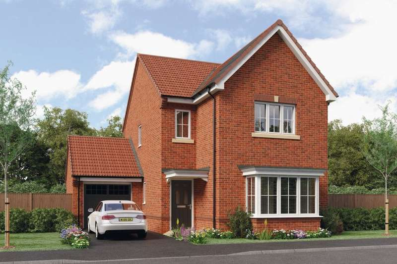 4 Bedrooms Detached House for sale in Southport Road, Chorley, PR7