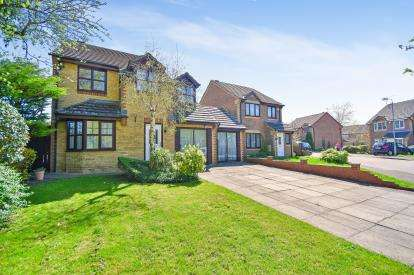 4 Bedrooms Detached House for sale in Dunsford Close, Old Town, Swindon, Wiltshire
