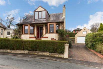 4 Bedrooms Detached House for sale in Park Terrace, Gourock