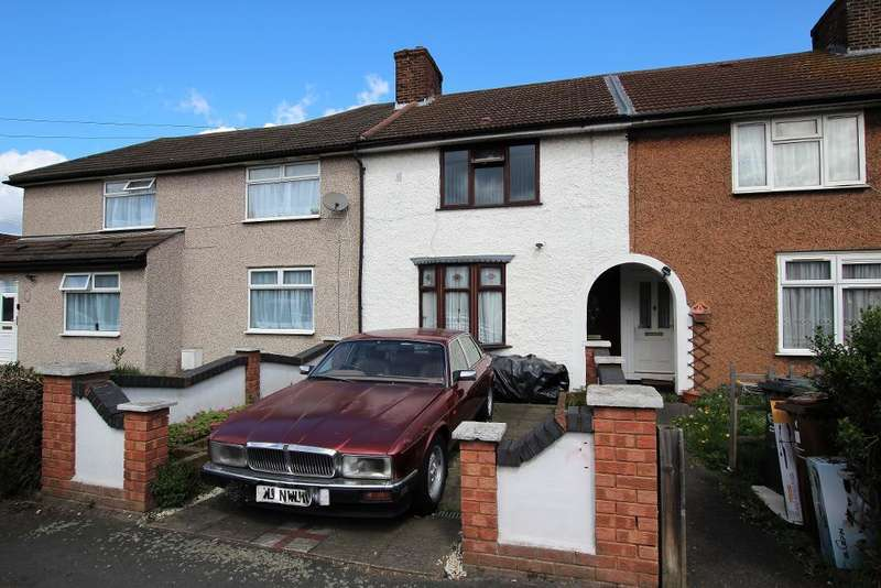 2 Bedrooms Terraced House for sale in Romsey Road, Dagenham, Essex, RM9 6BD