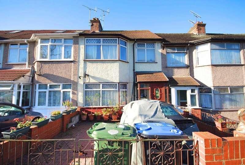 4 Bedrooms Terraced House for sale in BRIDGEWATER ROAD, WEMBLEY, MIDDLESEX, HA0 1AH