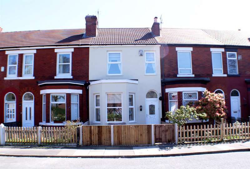 3 Bedrooms Terraced House for sale in Crosby Road, Salford