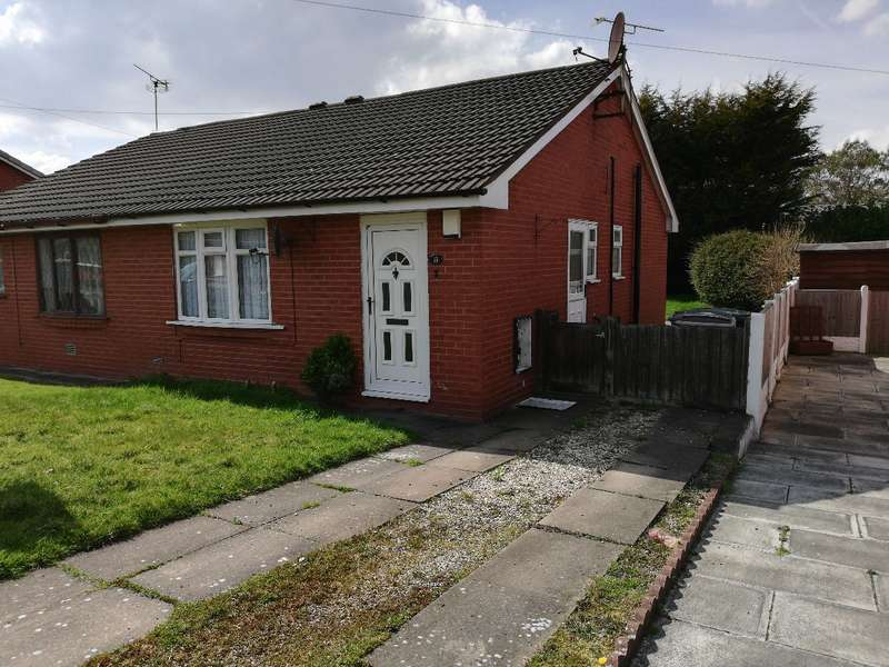 2 Bedrooms Bungalow for rent in Pennystone Close, Wirral, CH49