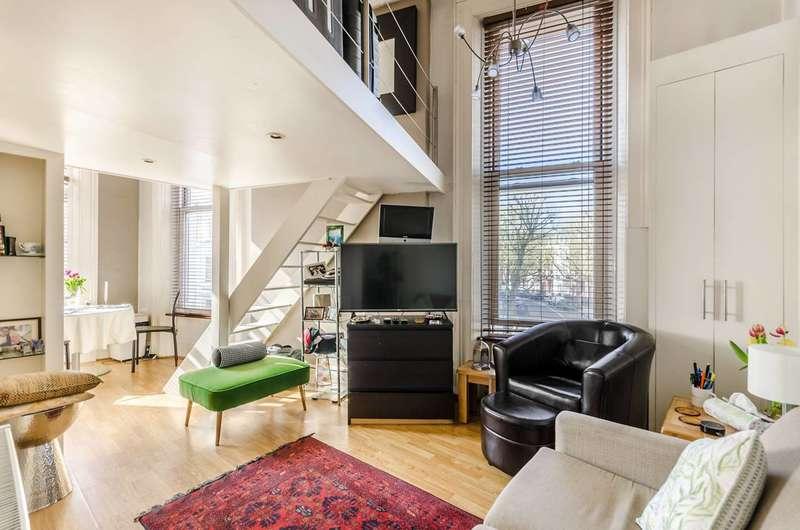 1 Bedroom Studio Flat for sale in Longridge Road, Earls Court, SW5