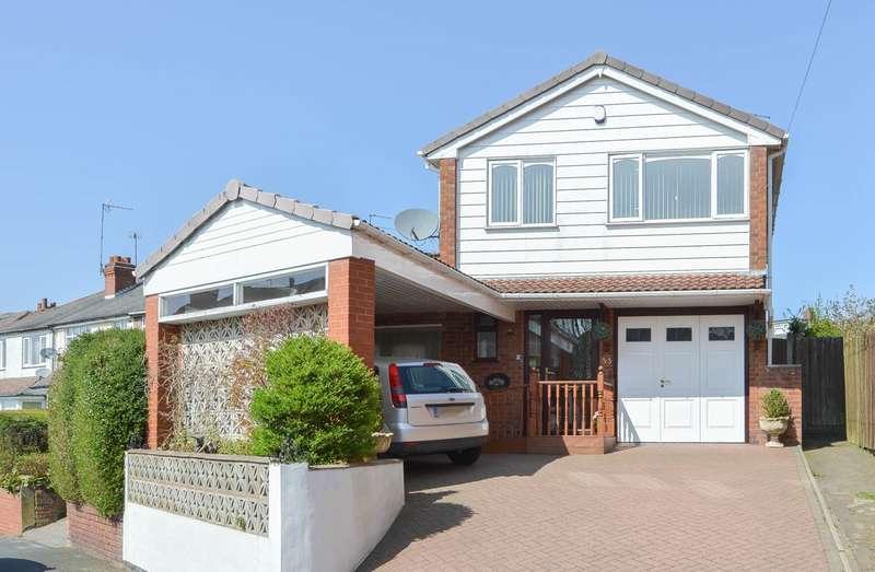 3 Bedrooms Detached House for sale in Birch Road, Oldbury, B68