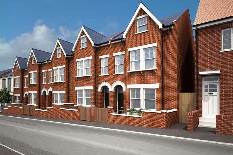 4 Bedrooms Terraced House for sale in Bovill Road, Honor Oak Park