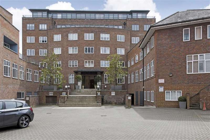 2 Bedrooms Flat for sale in Percy Laurie House, 215-219 Upper Richmond Road, Putney, SW15