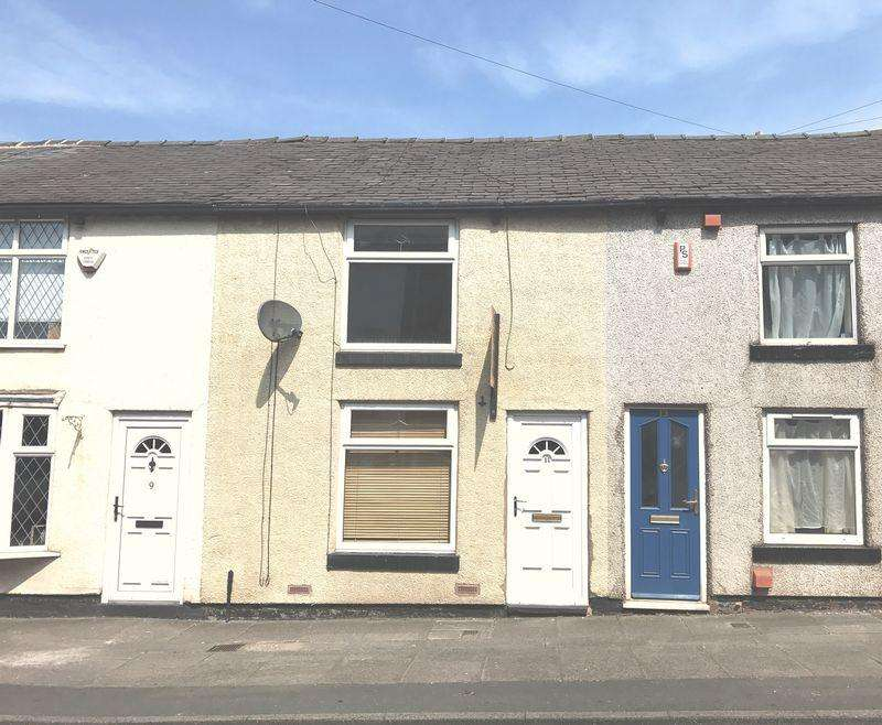 2 Bedrooms Terraced House for sale in Joel Lane, Gee Cross, Hyde