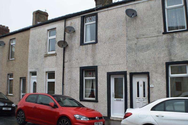 3 Bedrooms Terraced House for sale in Albert Street, Millom