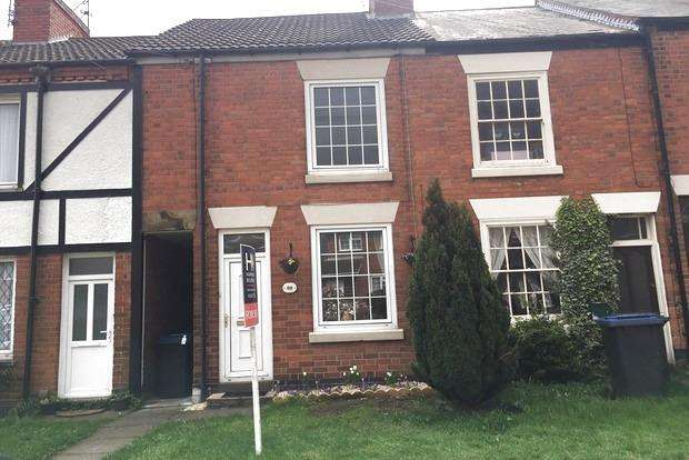 2 Bedrooms Terraced House for sale in Ratby Road, Groby, Leicester, LE6